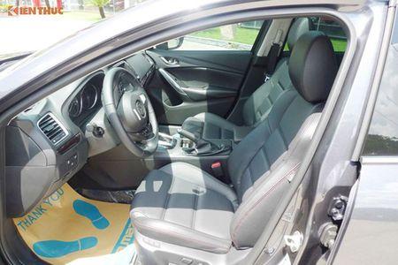 Mazda6 doi 2016 giam gia 140 trieu dong tai Viet Nam - Anh 6