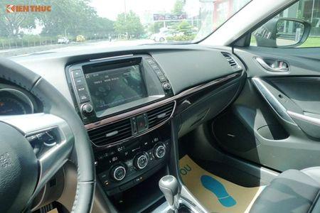 Mazda6 doi 2016 giam gia 140 trieu dong tai Viet Nam - Anh 7