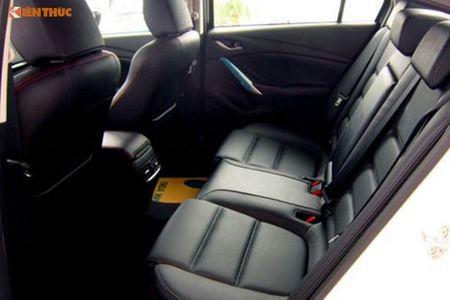 Mazda6 doi 2016 giam gia 140 trieu dong tai Viet Nam - Anh 9