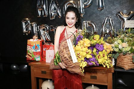 Angela Phuong Trinh sexy het co don tuoi 22 - Anh 2