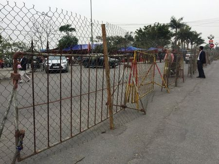 Nam Dinh: Hon 2.000 nguoi dam bao an ninh le Khai an den Tran - Anh 11