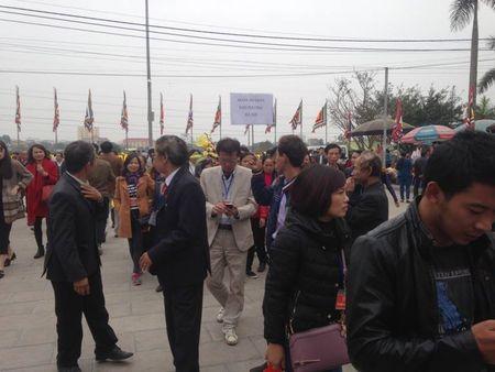 Nam Dinh: Hon 2.000 nguoi dam bao an ninh le Khai an den Tran - Anh 16