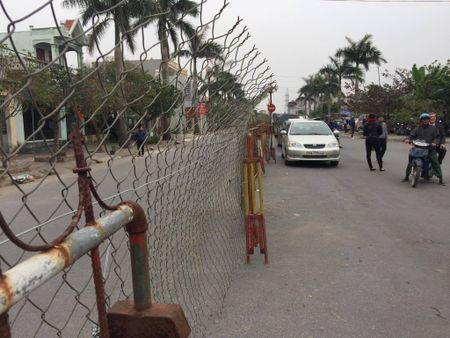 Nam Dinh: Hon 2.000 nguoi dam bao an ninh le Khai an den Tran - Anh 9