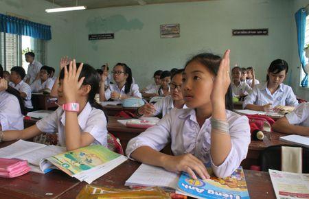 Buoc dot pha chat luong day, hoc ngoai ngu - Anh 1
