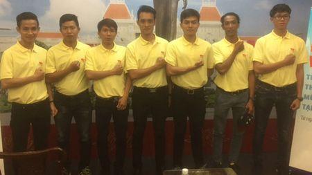The thao Viet Nam xuat quan du A van hoi mua dong 2017 - Anh 1