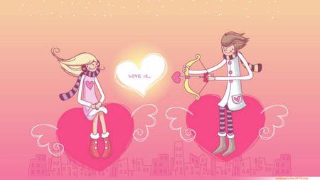 Loi chuc lang man va y nghia nhat tang nguoi yeu ngay Valentine - Anh 1