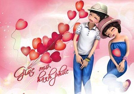 Loi chuc lang man va y nghia nhat tang nguoi yeu ngay Valentine - Anh 2