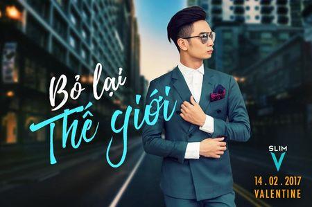 Slim V chay dua ra MV mung Valentine cung Son Tung M-TP - Anh 1