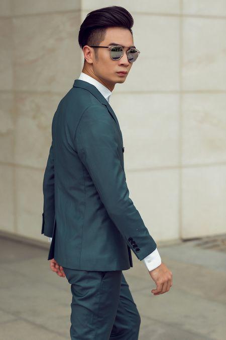 Slim V chay dua ra MV mung Valentine cung Son Tung M-TP - Anh 2