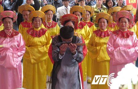 Le hoi 'the khong tham nhung' o Hai Phong vang bong 'quan lon' - Anh 2