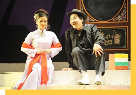 Cuoc song hien thuc day nuoc mat it ai biet cua NSND Quoc Anh - Anh 6