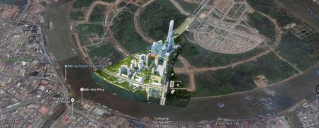 Khu phuc hop co toa thap 86 tang Empire City duoc tang them gan 1.000 can ho - Anh 1