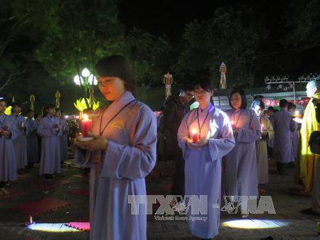 Le Lien Hoa Hoi Thuong chua Con Son - Anh 1