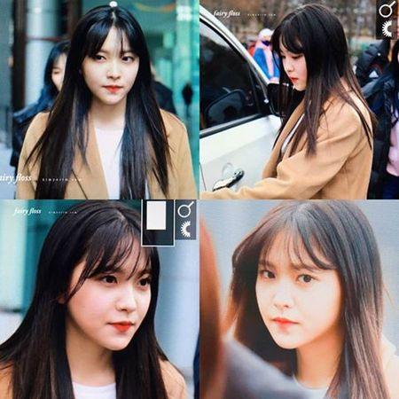 Yeri (Red Velvet) kem duyen khi de lo mo hoi duoi canh tay - Anh 4