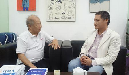 'Vo ban toi duoc ong Nguyen Hong du gio va cung duoc ong khoc day!' - Anh 1