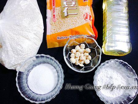Xoi che don gian, de lam cho Ram thang Gieng - Anh 1