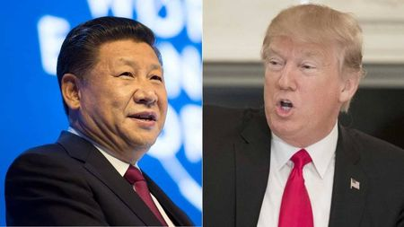 Quay ngoat 180 do, Donald Trump hua se ton trong 'mot Trung Quoc' - Anh 1