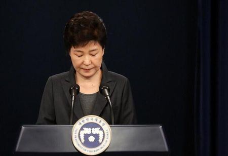 Tong thong Park Geun-hye lai dinh cao buoc moi - Anh 1