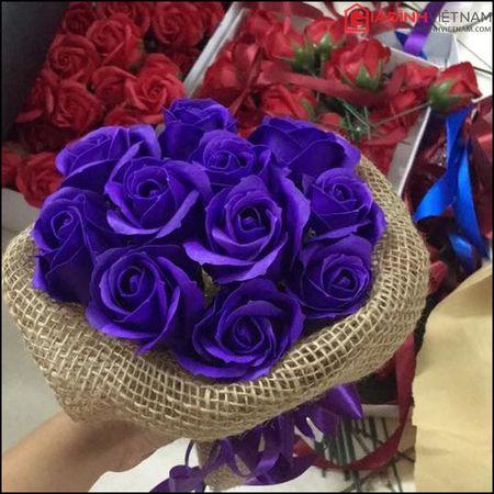 Hoa hong sap qua tang Valentine nghi hang Trung Quoc ban tran lan thi truong - Anh 1