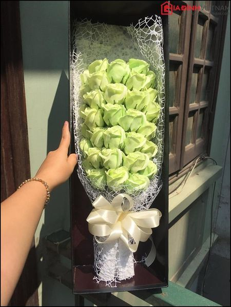 Hoa hong sap qua tang Valentine nghi hang Trung Quoc ban tran lan thi truong - Anh 3