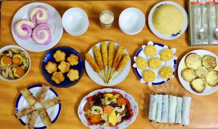 Cach sam le cung Ram thang Gieng chuan nhat, mang tai loc day nha - Anh 4