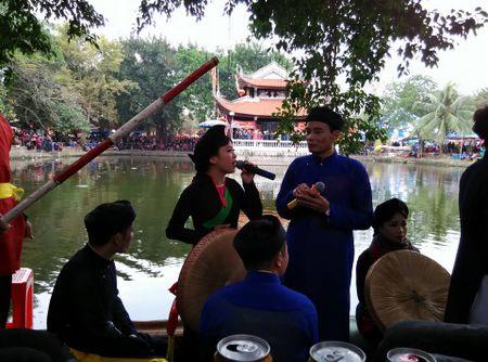 Ghe ve Bac Ninh tham gia le hoi Lim dac sac - Anh 6