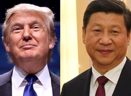 Ong Trump chi gui thu, khong dien dam voi Chu tich Trung Quoc Tap Can Binh - Anh 1