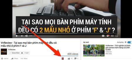 Bat YouTube dung phat video khi chuyen tab - Anh 1