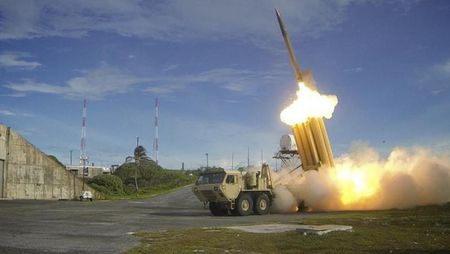 THAAD tiep tuc khuay dong quan he kinh te Trung Quoc - Han Quoc - Anh 1