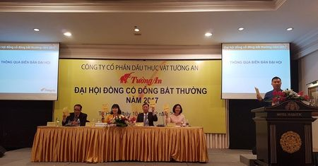 Tuong An: Thong qua phat hanh co phieu thuong ty le 70% - Anh 1