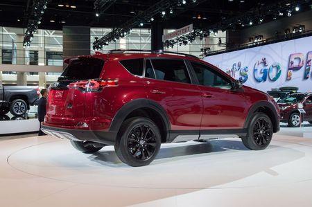 Lo dien nhung mau Toyota mang den trien lam Chicago 2017 - Anh 2
