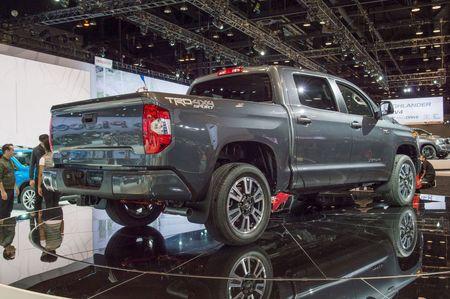 Lo dien nhung mau Toyota mang den trien lam Chicago 2017 - Anh 5