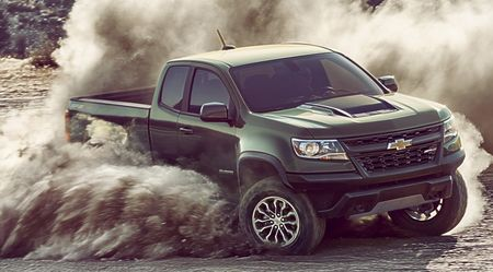 Ban tai off-road Chevrolet Colorado ZR2 gia tu 40.995 USD - Anh 1