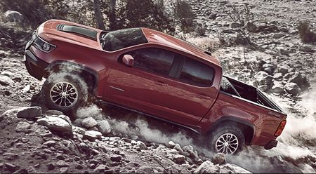 Ban tai off-road Chevrolet Colorado ZR2 gia tu 40.995 USD - Anh 2