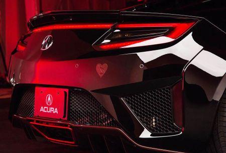 Sieu xe hang doc Acura NSX 2017 'MusiCares' duoc ban dau gia - Anh 3