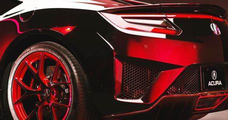 Sieu xe hang doc Acura NSX 2017 'MusiCares' duoc ban dau gia - Anh 4