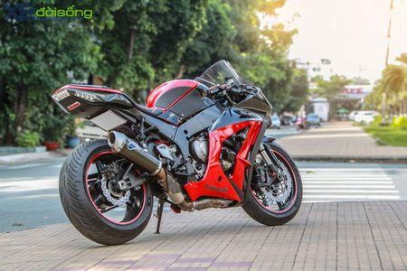 Giap mat Kawasaki ZX10R mau hiem tai Sai Thanh - Anh 10
