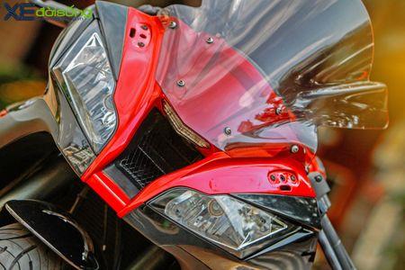 Giap mat Kawasaki ZX10R mau hiem tai Sai Thanh - Anh 11