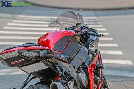 Giap mat Kawasaki ZX10R mau hiem tai Sai Thanh - Anh 14