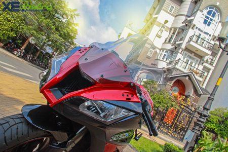 Giap mat Kawasaki ZX10R mau hiem tai Sai Thanh - Anh 2