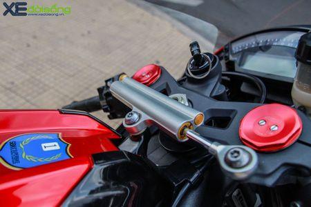 Giap mat Kawasaki ZX10R mau hiem tai Sai Thanh - Anh 4