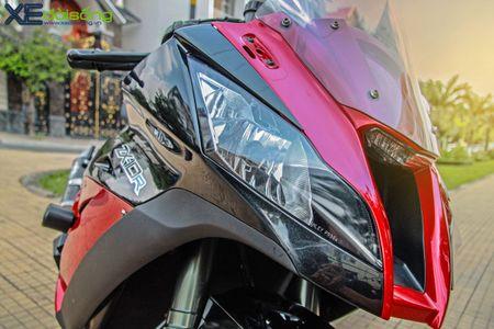 Giap mat Kawasaki ZX10R mau hiem tai Sai Thanh - Anh 5
