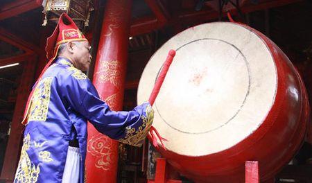 Khai hoi Den Va tri an Tan Vien Son Thanh - Anh 1