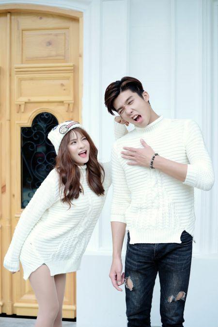Dinh Bao Yen tung MV sieu lang man cho mua Valentine - Anh 2