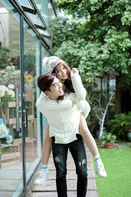 Dinh Bao Yen tung MV sieu lang man cho mua Valentine - Anh 3