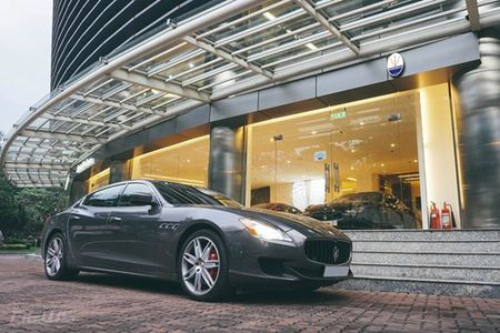 Maserati Quattroporte: Sedan the thao hang sang cho nguoi me toc do - Anh 21