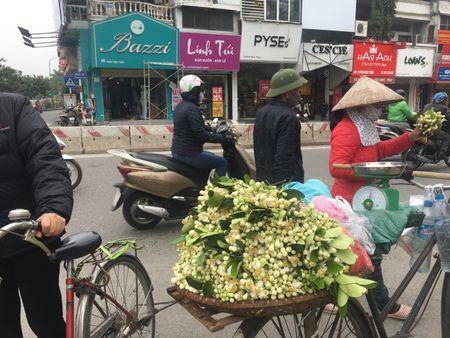 Ve dep tinh khoi hoa buoi tren duong pho Ha Noi - Anh 13