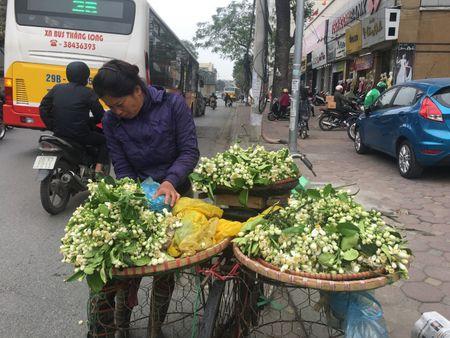 Ve dep tinh khoi hoa buoi tren duong pho Ha Noi - Anh 4