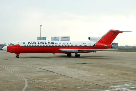 Xac lap quyen so huu doi voi may bay Boeing bi bo roi tai Noi Bai - Anh 1
