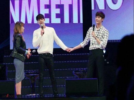 Nhung cap sao nam Han gay thuong nho cho fan nu - Anh 3